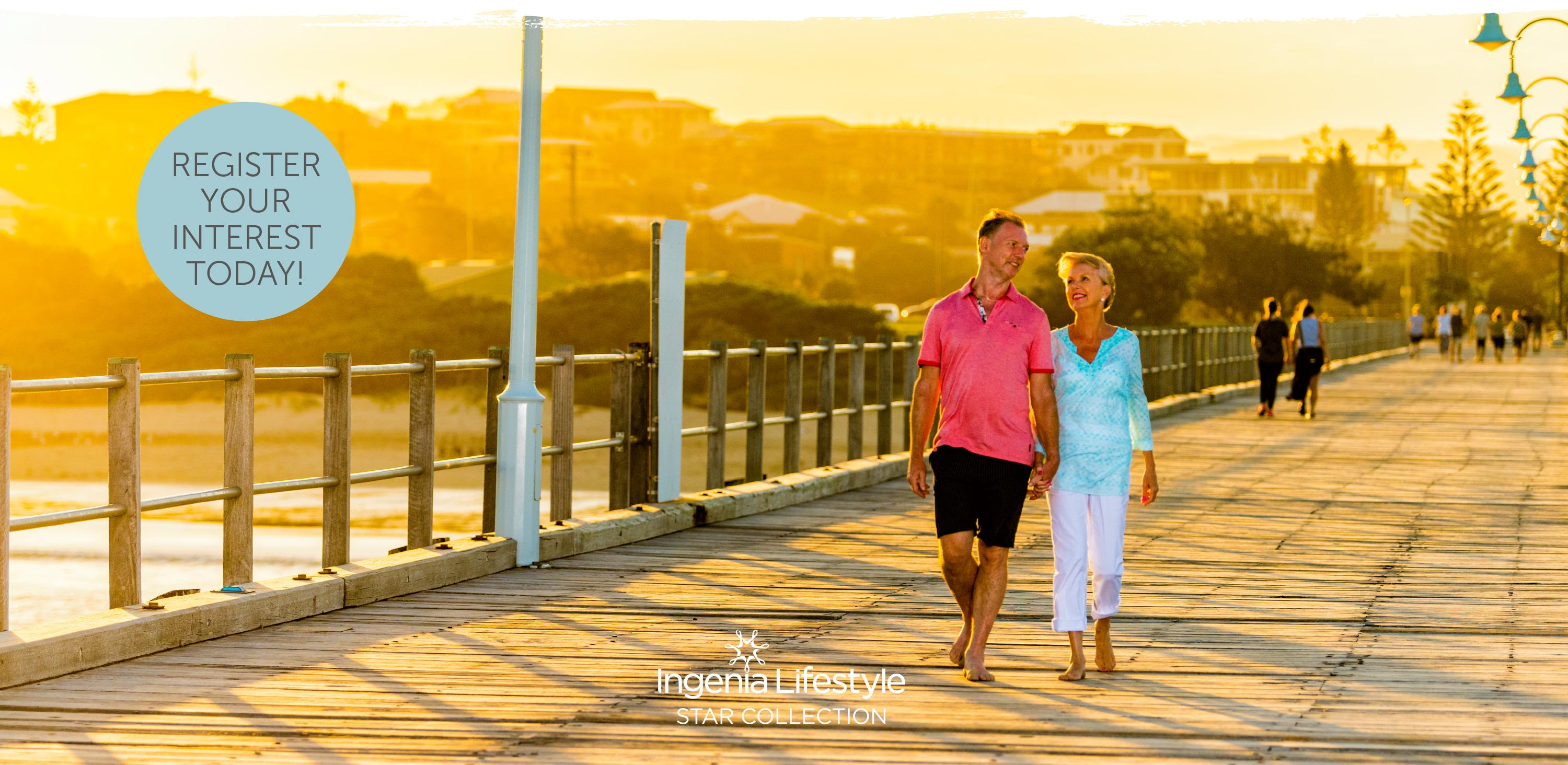 retire in style at Plantations in Woolgoolga, register your interest for stage one